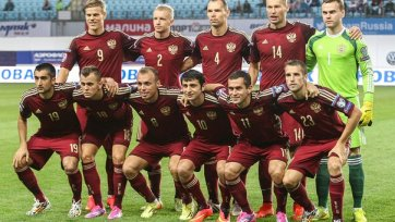 К матчу против Швеции и Молдовы будут готовиться 34 футболиста