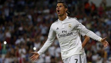 «Реал» чинит очередной разгром, покер Роналду