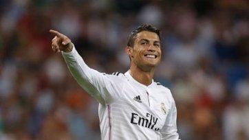 Роналду: «Я счастлив в «Реале» и не думаю о возвращении в «МЮ»
