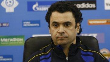 Бывший игрок «Зенита» возглавил сборную Молдовы