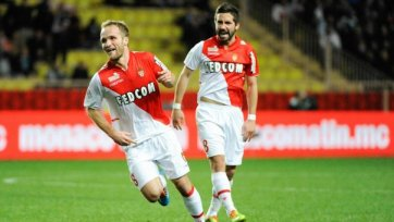 Жермен добыл победу для «Монако»