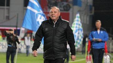 Александр Тарханов: «Проиграли по делу»