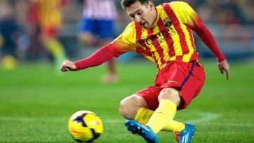 Месси: «Барса» должна выйти в финал Лиги чемпионов»