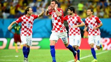 Хорваты определились с составом на два матча ЕВРО 2016
