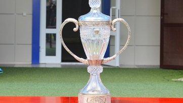 Жеребьевка национального Кубка запланирована на 30-е сентября