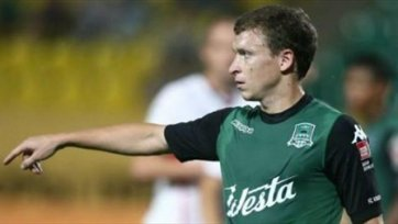 Павел Мамаев приступил к постоянным тренировкам