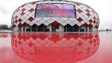 Россия все еще может принять Молдову на «Открытии Арена»