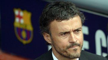 Луис Энрике: «Чемпионат только начался, лидерство сейчас – это формальность»