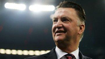 Луи ван Гаал: «Манчестер Юнайтед» переживает переходный период»