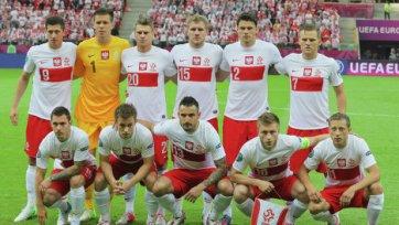 Сборная Польши начинает подготовку к отборочным матчам