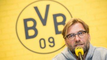 Клопп: «Наши матчи с «Шальке» стоят особняком в Бундеслиге»