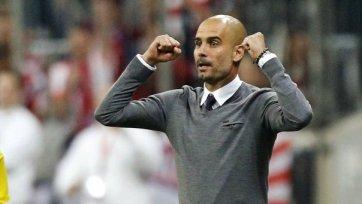 Хосеп Гвардиола: «Доволен первой выездной победой»