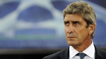 Пеллегрини не сомневается, что «Манчестер Сити» выиграет Лигу Чемпионов