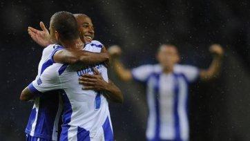 «Порту» вылетает на матч с «Шахтером» без трех игроков основы