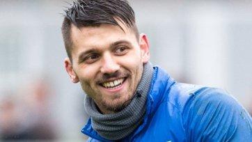 Лодыгин продлил контракт с питерским «Зенитом»