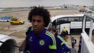 Виллиан: «Мы прилетели в Лиссабон за тремя очками»