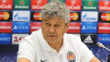 Луческу: «Шахтер» - это команда для всей Украины»
