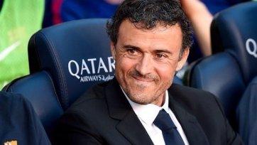 Луис Энрике: «Самый важный матч – следующий»