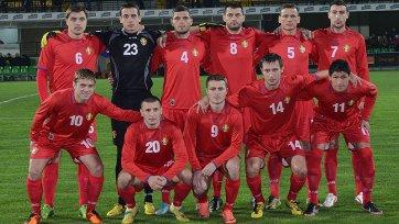 Пять футболистов из российского чемпионата вызваны в сборную Молдовы