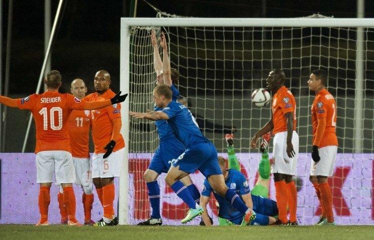 футбол прогноз хабарлари исландию