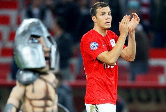 Дзюба и «Спартак»: трансферная сага с непредсказуемым финалом