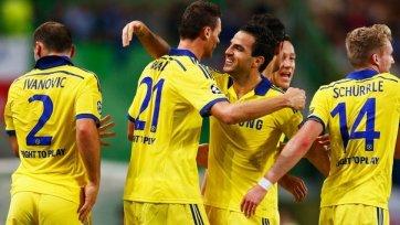 «Челси» обыгрывает «Спортинг» и выбивается в лидеры своей группы