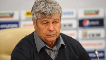 Луческу: «Не хочу ничего говорить о матче»