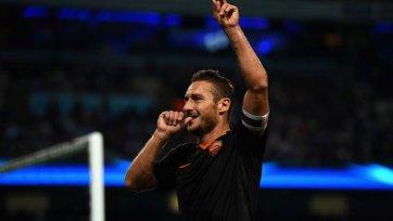 Франческо Тотти: «Мой гол скорее важен для команды, нежели лично для меня»