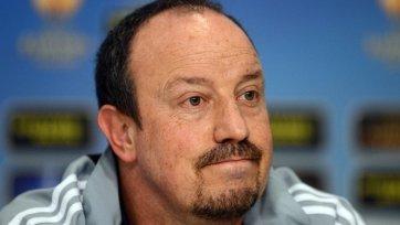 Бенитес: «Разгромное поражение от «Янг Бойс» не делает «Слован» легким соперником»