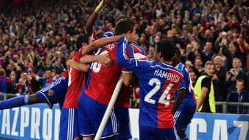 «Базель» минимально обыграл «Ливерпуль»