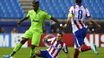 «Ювентус» капитулировал в Мадриде