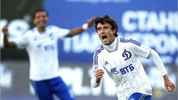 «Динамо» продолжает победное шествие