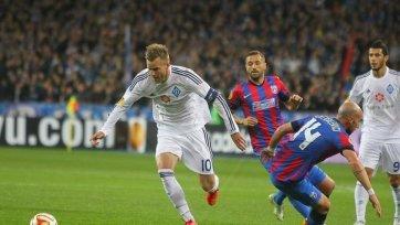 Спустя восемь лет «Динамо» берет реванш у «Стяуа»