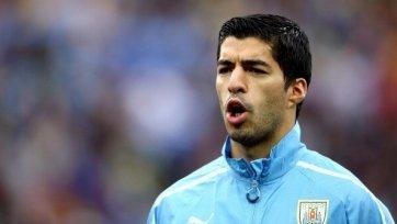Луис Суарес вызван в сборную Уругвая