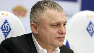 Президент «Динамо» похвалил Сергея Реброва