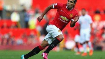 Радамель Фалькао согласовал с «Манчестер Юнайтед» личный контракт!