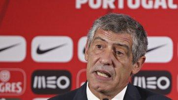 Сантуш назвал имена игроков, которые будут готовиться к матчам с французами и датчанами