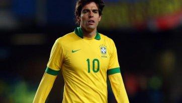 Дунга вернул Кака в национальную сборную Бразилии