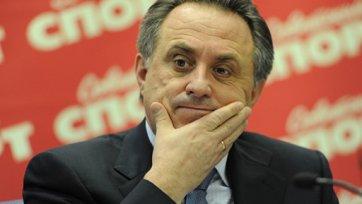 Мутко: «Наказание в отношении ЦСКА могло быть еще жестче»
