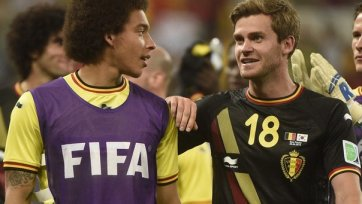 Витсель не поможет бельгийской националке в грядущих поединках