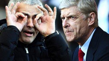 Моуринью: «На сей раз мы уже 6:0 «Арсенал» не обыграем»