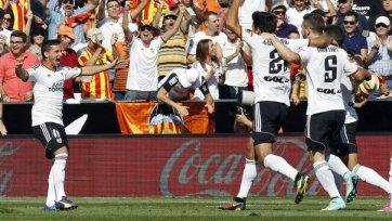 «Валенсия» поставила чемпиона на колени