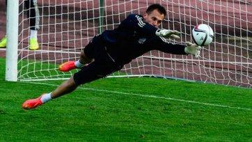 Артем Ребров: «В матче со Швецией рассчитываем на победу»