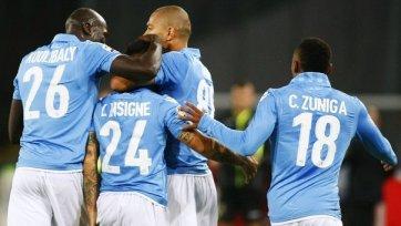 «Наполи» добыл волевую победу над «Торино»