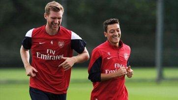 Мертезакер: «Челси» по-прежнему сильнее «Арсенала»