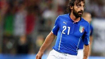 Андреа Пирло заменит Бонавентуру в сборной Италии