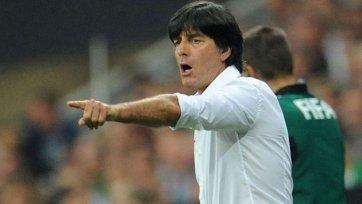 Лев: «Германия не должна остановиться на успехе в Бразилии»