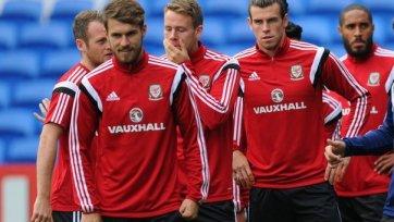 Бэйл признан лучшим игроком Уэльса