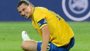 Златан Ибрагимович: «На уколах против России точно играть не буду»