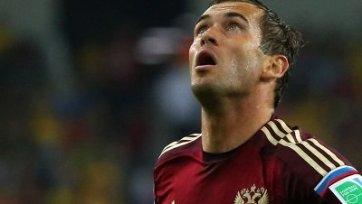 Александр Кержаков: «В матче со шведами надо побеждать, а как иначе?»